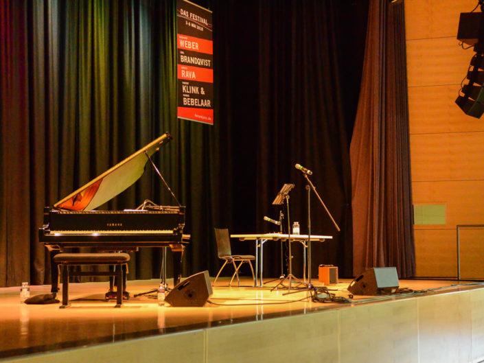 Forum Jazz Festival 2018 – Vincent Klink und Patrick Bebelaar