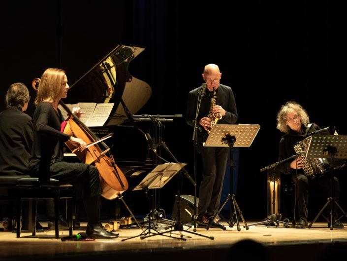 Forum Jazz Dezember 2018 – Tarkovsky Quartet