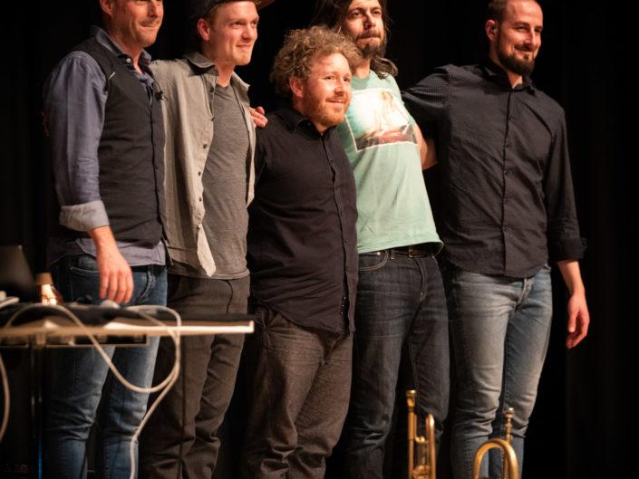 Forum Jazz Festival 2019 – Thomas Siffling Quintett