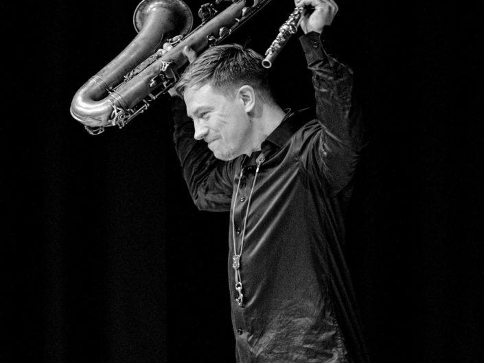 Forum Jazz Festival 2019 – Håkon Kornstad